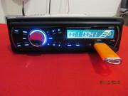 Автомагнитола  Pioneer 4000U  (USB,  SD,  FM,  AUX)
