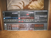 Продам деку 2-х-кассетную: магнитофон-приставка «Романтика МП-225С» с